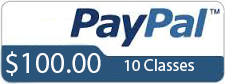 Iyogatransformation 10 Classes Paypal pay option