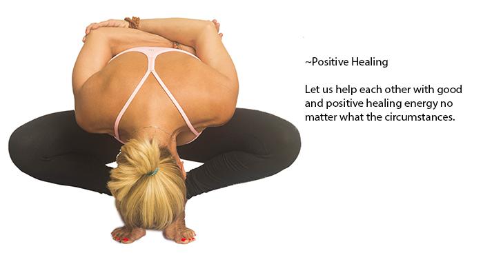 positive healing